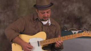 Blues Guitar Lessons - Lead blues Guitar Lick - Free Online Guitar Lessons