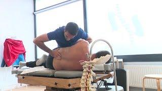 reportage semaine chiropractie