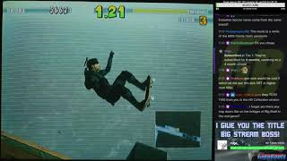 Retro CRT Stream Vol. 1 Featuring MGS2, Mega Man X4, and more!