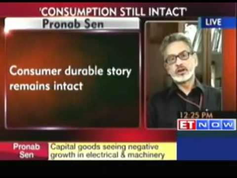 Consumer durable story remains intact: Pronab Sen