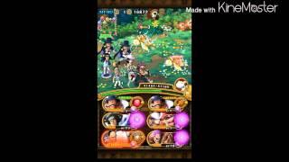 One Piece Treasure Cruise! Raid Boss Heracles'n (40 Stamina)!