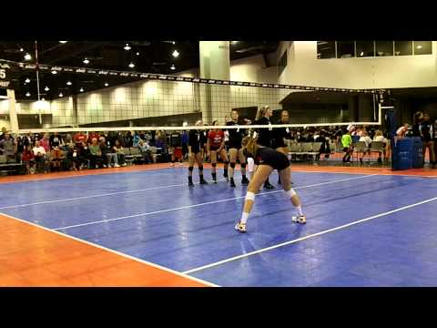 Club West 18 National v Cleveland Volleyball Co.