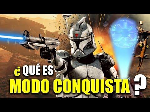 ASÍ SERÁ el MODO CONQUISTA en STAR WARS BATTLEFRONT 2 thumbnail