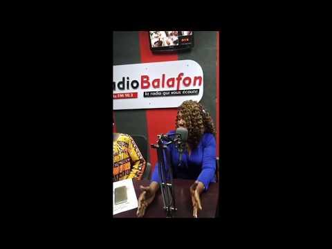 MA FEMME MANQUE DE CONFIANCE EN ELLE -INTERVIEW  SUR RADIO BALAFON (CAMEROUN)