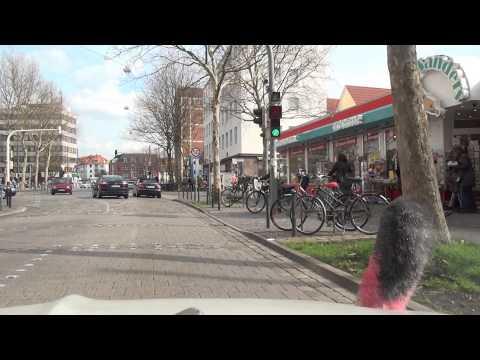 Bremen komplette super Stadtrundfahrt 22.3.2014 M