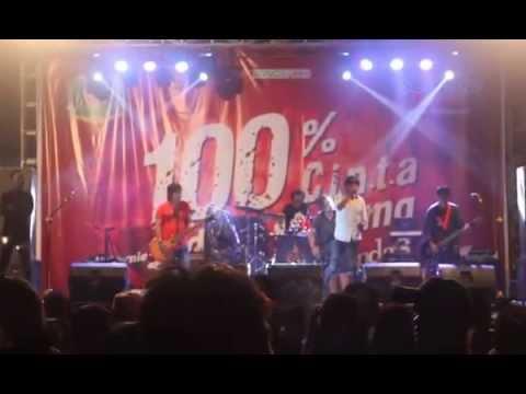amora band live at cikampek cinta tak sampai