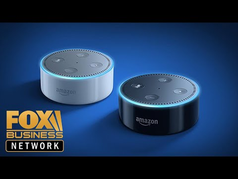 Amazon workers reportedly listening to your conversations with Alexa