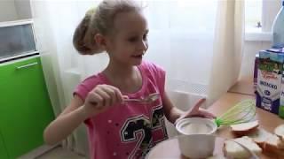 Готовят дети. Как приготовить гренки? Гренки с яйцом и молоком