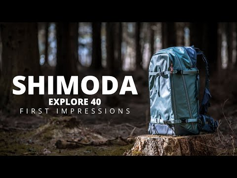 FIRST IMPRESSIONS On My New SHIMODA EXPLORE 40