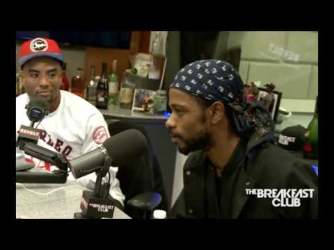 Who remembers Charlamagne and Lakeith Stanfield moment