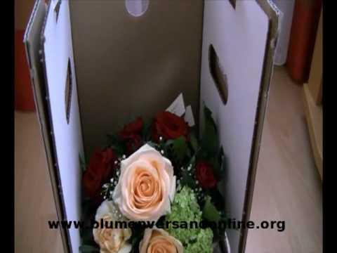 Blumenversand Online Blume2000 Blumen Online Bestellen Youtube