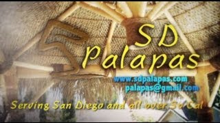 Video Building A Palapa - SD Palapas - San Diego, CA download MP3, 3GP, MP4, WEBM, AVI, FLV Oktober 2018