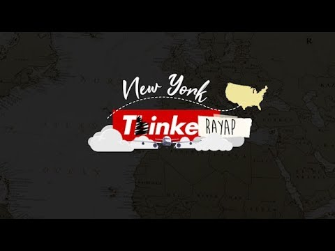 Thinkerayap New York: Edisi OMG Yaya & Kani Tunjuk Belang