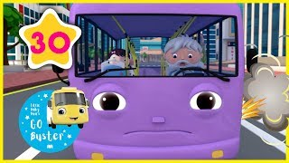 Wheels on the Bus - Part 9 | Little Baby Bus | Nursery Rhymes | Songs for Kids | #wheelsonthebus