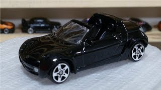 Smart Roadster Maisto Fresh Metal | Unboxing & Review