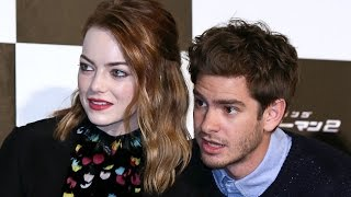 Andrew Garfield Admits He & Ex-Girlfriend Emma Stone Got High On His 29th Birthday At Disneyland!