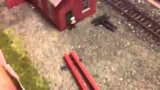 My model railway sheds