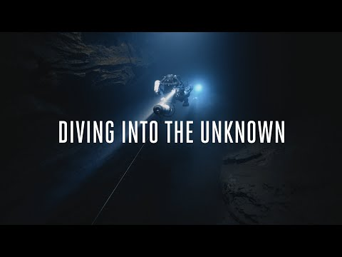 DIVING INTO THE UNKNOWN - official trailer