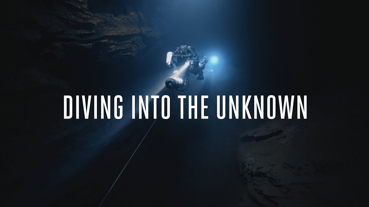 Diving Into The Unknown Official Trailer Youtube