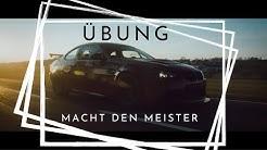 Übung macht den Meister - Proben für Zeig den Hobel mit BMW M3s auf Landstraßen um die Nordschleife