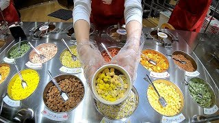 DIY Cup Ramen Noodles at Cup Noodles Museum