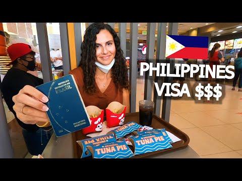 VISA JOLLIBEE SHOPPING MALL ADVENTURE 🇵🇭 PUERTO PRINCESA (PHILIPPINES)