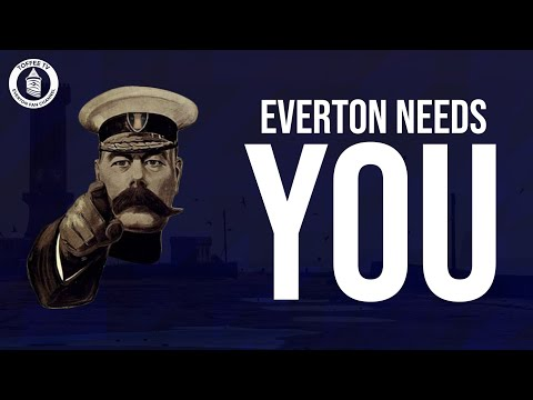 Everton Needs You | Bramley Moore Dock Stadium