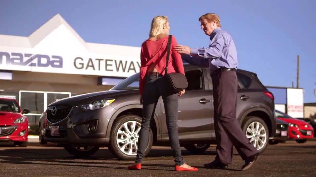 Gateway Mazda Commercial - YouTube