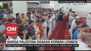 Download Warga Palestina Doakan Korban Gempa Lombok Mp3 and Videos