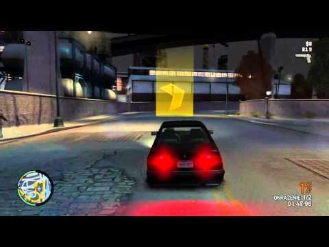 GTA IV GTA Race - Driving While High