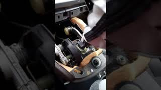 Debloquer la marche arrière sur Renault Scenic 2