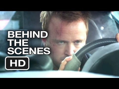 Need For Speed Behind The Scenes #1 (2014) - Aaron Paul Movie HD