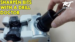 Repeat youtube video Using Drill Doctor To Sharpen A Drill Bit