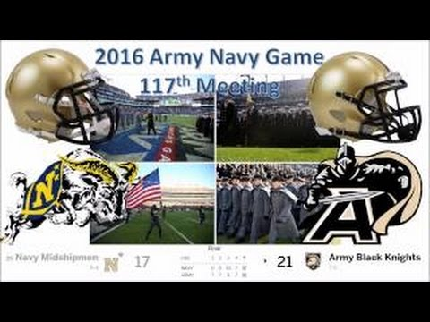 360° Video: March On at the 2016 Army-Navy Game