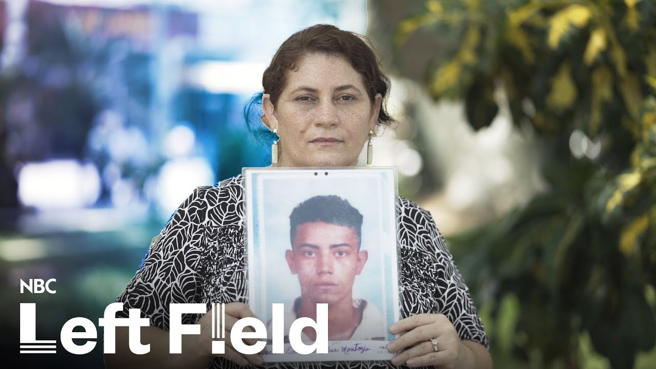 THE MISSING: Honduras | A Young Man Seeking the American Dream | NBC Left Field