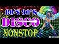 VSx2oJQ pFg Eurodisco 80's Music hits   Nonstop 80s Classic Disco Music   Best Disco Dance Songs 80s