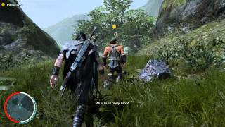 Middle Earth Shadow of Mordor GOTY Edition Gameplay PC HD 1080p