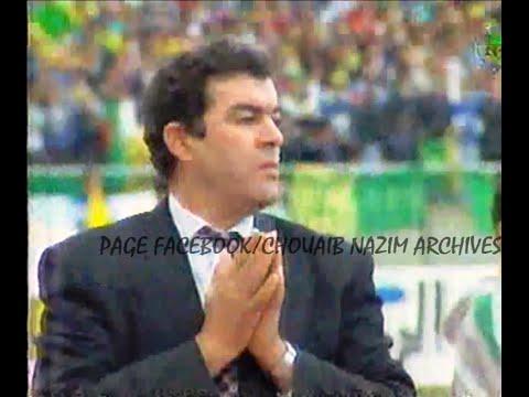 JSK (Zoom Sur Hannachi lors de la finale Coupe d'Afrique 1995)
