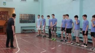 ЗГ №2 інноваційний урок з фізичної культури з елементами футболу