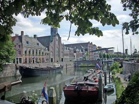 Historisch DELFSHAVEN rotterdam