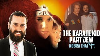 The Karate Kid: Part Jew [Interview with Martin Kove (Sensei John Kreese)]
