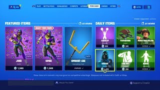 *NEW* FOOTBALL SKIN Fortnite Item Shop Update Countdown Live [September 5] (Fortnite Gameplay)