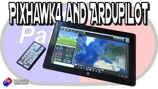 PixHawk 4 with Ardupilot and Mission Planner
