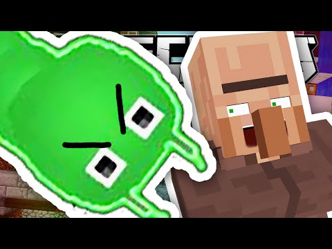 Minecraft | GIANT WORM OF DESTRUCTION!!