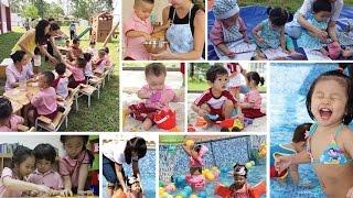 Cắm trại hè của các em trường Saigon Academy 2015 - Phóng Sự HTV9