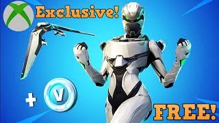 HOW TO GET THE NEW EXCLUSIVE EON SKIN! | NEW XBOX EXCLUSIVE BUNDLE! Fortnite Battle Royale