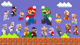 Mario Royale - 50 Mario Elimination - Winner Takes All!!!