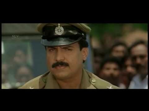 Super Brother Sentiments Scene | Yajamana Kannada Movie | Dr Vishnuvardhan And Abhijith