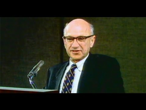 Milton Friedman Speaks: The Energy Crisis: A Humane Solution