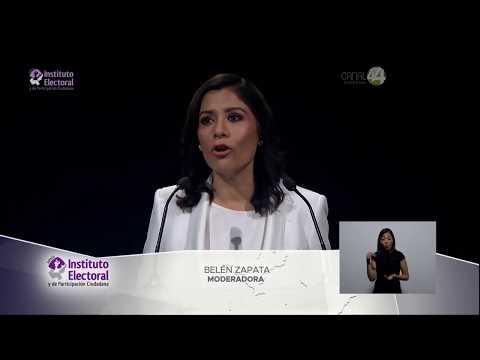 Primer debate entre candidatos a la gubernatura de Jalisco